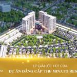 Thông tin về diện tích các căn hộ Dự án The Minato Residence